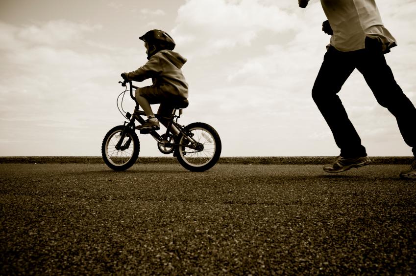 Enseñar A Los Chicos A Andar En Bici: JEA El Monte De Oracion