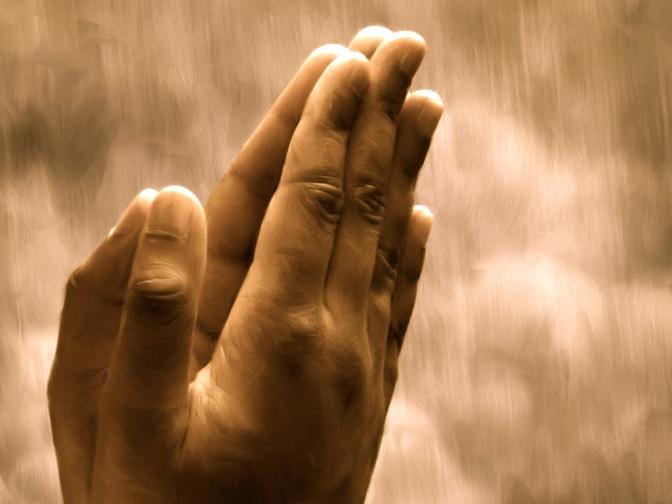 Oración de gracias a Dios por ser mi Padre